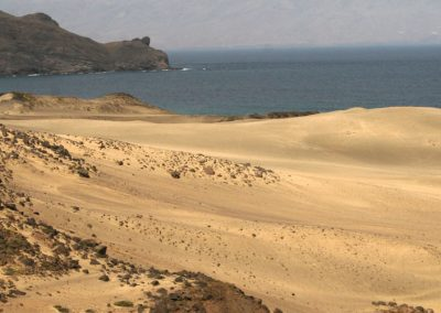 White beaches in Cabo Verde: How does this work?